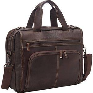 Brand New Leather Portfolio Computer Case